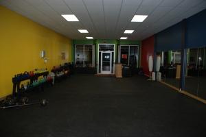 Inside the Gym